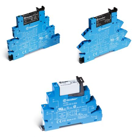 38 series relay interface modules emr or ssr 01 2 6 8 a