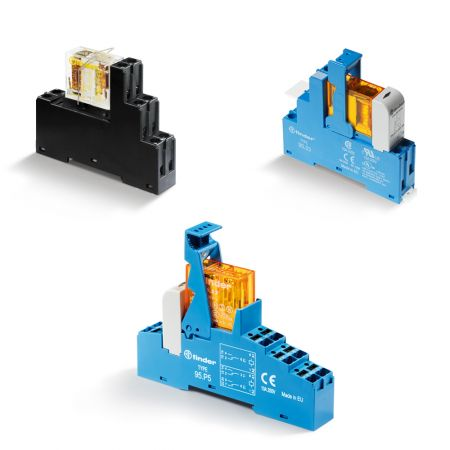 48 series relay interface modules 8 10 16 a