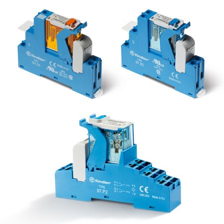 4c series relay interface modules 8 16 a