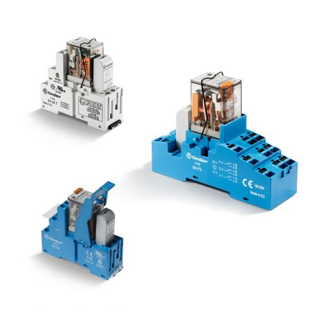 58 series relay interface modules 7 10 a